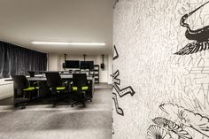 Soul Movie Offices by Brain Factory