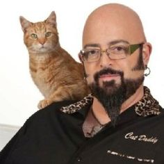 Jackson Galaxy - I have learned so much from watching his shows