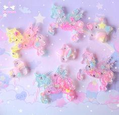 Pastel Pegasus's, weeeee  ;)!