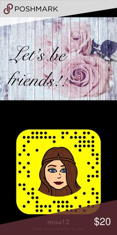 Let's connect! Instagram: misstayy1294 Twitter: misstayy12 Snapchat: Misu12 Other