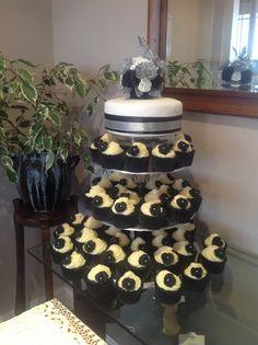 70 th birthday cake I made
