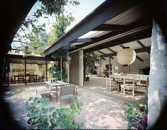 Cliff May_Mandalay-006 Developer Cliff May's Last Home: MANDALAY, Old Ranch Road, Los Angeles
