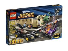 LEGO Super Heroes Batmobile and The Two-Face Chase 6864...