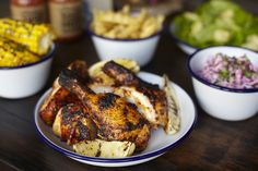 Time Out lists the best London restaurants for eating chicken, including American fried chicken, exotic chicken dishes and traditional British roast chicken