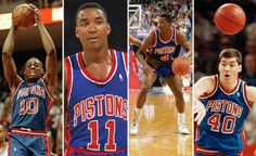 Detroit Pistons: The Bad Boys