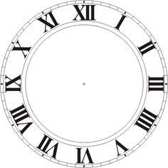 MI BAUL DEL DECOUPAGE: relojes