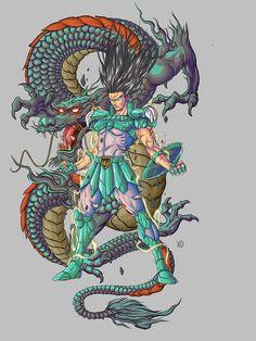 Hulk Tattoo, Knights Of The Zodiac, Gold Armor, Naruto Vs Sasuke, Marvel Wallpaper, Dragon Ball Gt, Anime Artwork, Green Lantern Corps, Marvel Art