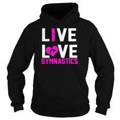 Live Love Gymnastics T-Shirt