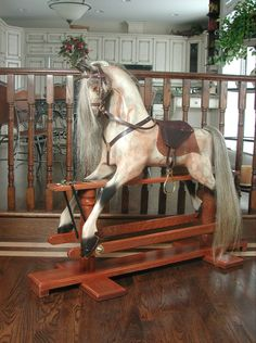 Another gorgeous horse.