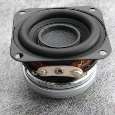1.5 inch 4Ohm 10W Full Range Audio Bass Speaker Stereo Woofer Loudspeaker Horn