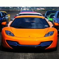 Magnificent #McLaren MP4-12C