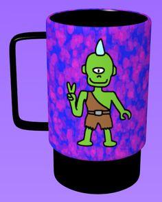 Cyclops Mug / #Monster