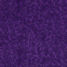 Harmony Flannel Curly Scroll Pansy