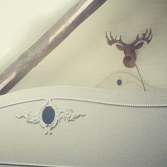 Bed from internet sale. / Photo by @Tomasz Jurecki #wysokipolysk #fleastyle #vintagehome