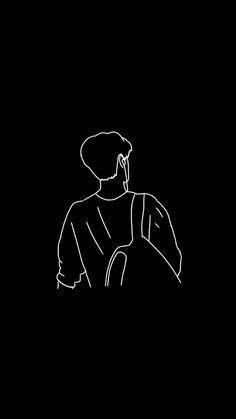 65 Ideas for aesthetic wallpaper iphone black bts Black Background Wallpaper, Black Phone Wallpaper, Galaxy Wallpaper, Cartoon Wallpaper, Cool Wallpaper, Dark Black Wallpaper, Trendy Wallpaper, Bts Wallpaper, Black Aesthetic Wallpaper