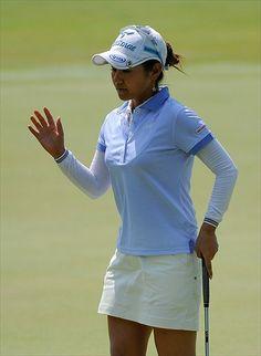 LPGA Golf: Ai Miyazato Ties Course Record At Founders Cup
