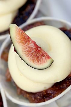 Fig And Quinoa Cupcakes. Not sure how I feel about this, but probably worth a try.