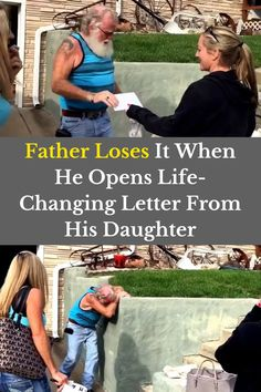 We've all been there. You open a letter, and what's written on the paper changes your life forever. Leann Aragon went to visit her father one day. She was nervous, because she had big news. Her dad, who looked like Santa Claus and was just as friendly, had no idea what was going to happen.