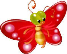 Cute Butterfly Cartoon Clip Art Images On A Transparent Background Cartoon Butterfly, Butterfly Books, Butterfly Clip Art, Butterfly Images, Butterfly Drawing, Cute Butterfly, Purple Butterfly, Butterfly Wings, Cute Images