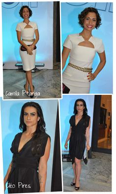 Camila Pitanga e Cléo Pires #Brazilian