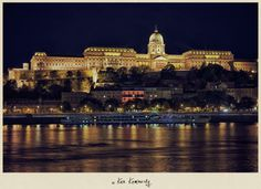 Buda Castle at Night – What a perfect way to be introduced to Budapest