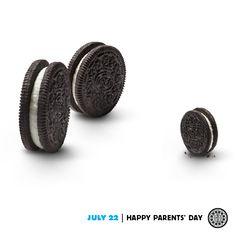 July 22 - Happy Parents Day #dailytwist