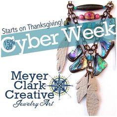 Save 15% during Cyber Week van MeyerClarkCreative op Etsy