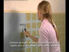 Tegels keuken schilderen