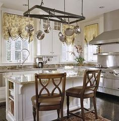 pot rack ideas - Kitchen Pot Rack Ideas