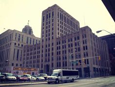 #DETROIT FREE PRESS BUILDING: First floor retail, second floor commercial office, and 3rd through 12th floors apartments. SERVICES PROVIDED BY AKT PEERLESS: #EconomicDevelopment  #CommunityOutreach and #Redevelopment Facilitation #DueDiligence #Assessments Pre-Demolition #HazardousMaterials Surveys #BrownfieldRedevelopment