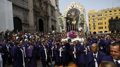 Señor de los Milagros: App te ayuda a encontrar la procesión