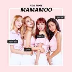 Moonbyul, solar, hwasa y wheein | Mamamoo