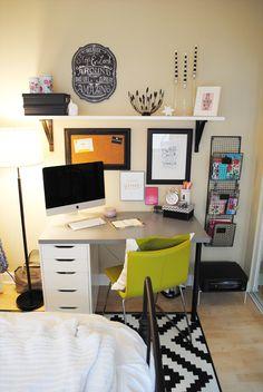 Pretty Apartment Bedrooms By Lauren Elizabeth   Home Design And Interior