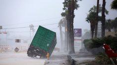 """Gebiete """"für Monate unbewohnbar"""": Hurrikan """"Harvey"""" wütet in Texas"""