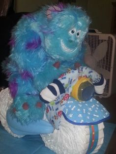 Sully diaper tricycle