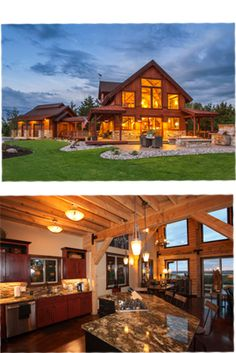 Sandcreek Post And Beam Homes. Heaven.