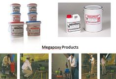 Megapoxy is a premium building item utilized in Melbourne and in lots of global markets and has been providing efficient glue answers. Megapoxy products offered for top quality construction adhesives for production, surface coverings, commercial compounds for civil design, mining, electric and basic manufacturing sectors. We have the capacity to satisfy the demand of the client with an extremely extensive assortment of magapoxy products.