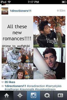 Tayn & Zole? Zaynie is a playaa!(: