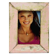 @Overstock - Display your favorite memories and people in a handmade desk picture frame. This Chaba casual pink frame holds one 2x3-inch photo.  http://www.overstock.com/Worldstock-Fair-Trade/Casual-Pink-Wood-Picture-Frame-USA/4757199/product.html?CID=214117 $9.39