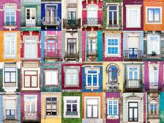 Windows of the world: from Lisbon to Venice the evolution of the world's architecture