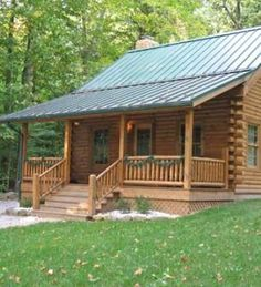 Compact Cabin Floor Plans . . . Efficient and Engaging!