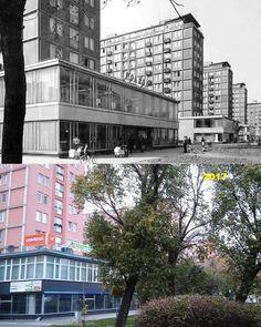 Potraviny Pokrok, Racianska Ulica Bratislava, History, Building, Historia, Buildings, Construction