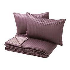 KARIT Colcha y 2 fundas almohada - 260x280/40x60 cm - IKEA