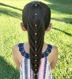 """✨""""Magic happens when you do not give up, even though you want to. The universe always falls in love with a stubborn heart. Kids Braided Hairstyles, Little Girl Hairstyles, Cute Hairstyles, Girl Hair Dos, Pinterest Hair, Toddler Hair, Short Hair Styles, Hair Beauty, Universe"""