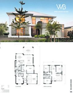 The Pearl by Webb and Brown-Neaves. Visit it at 5 Shipmaster Avenue, Alkimos or http://www.wbhomes.com.au