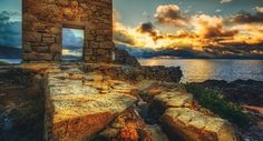 Some ruins in #virgingorda from #treyratcliff Trey Ratcliff at www.StuckInCustom... - all images Creative Commons Noncommercial