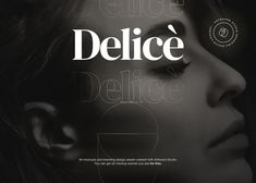 Delice branding design concept created with Artboard Studio. All mockup templates available for free. Mockup Creator, Free Mockup Templates, Luxury Logo, Beauty Logo, Global Design, Motion Design, Tool Design, Design Elements, Branding Design
