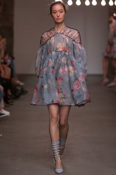 Zimmermann Spring 2016. See the collection on Vogue.com