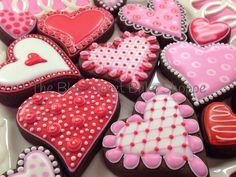 Looking forward to Valentine's Day cookies!! #kingwoodtx #portertx #newcaneytx #decoratedcookies