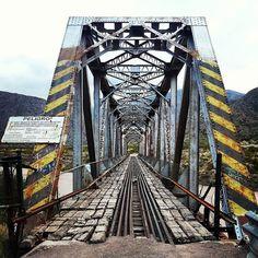 Bridge   #Argentina #Mendoza #mountain #Andes #love #instapic #justshoot #littlethings #travel  #trippy #trippics #instatrip  #travelgram  #nature #naturelovers #bridge by melinamas